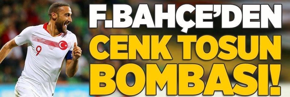fenerbahceden cenk tosun bombasi 1595284060128 - Son dakika: Fenerbahçeli isme resmi transfer teklifi yapıldı! Takas...