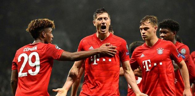 Bayern Münih 5-2 Eintracht Frankfurt | MAÇ SONUCU - ÖZETİ İZLE