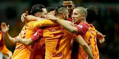 Galatasaray defeat Sivas Belediyespor 5-1