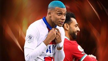 Avrupa futbolunu sallayacak transferler! Mbappe ve Salah...