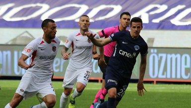 Gaziantep FK 2-2 Kasımpaşa | MAÇ SONUCU