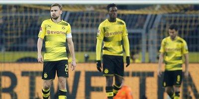 Dortmund'da derbi etkisi sürüyor!