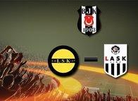 Beşiktaş'ın rakibini tanıyalım: Lilleström - LASK Linz