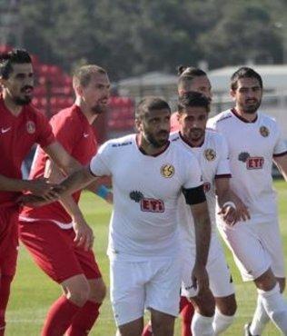 Ümraniyespor 3-0 Eskişehirspor | MAÇ SONUCU