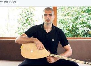 Eren Derdiyok'a şok tepki