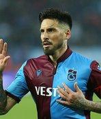 Trabzonspor taraftarı ayağa kalktı! Jose Sosa...