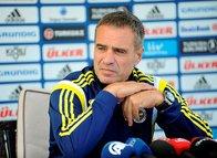 Fenerbahçe'den Ersun Yanal'a: 'Hazır ol'