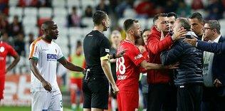 Sergen Yalçın ve Skubic'e 2 maç