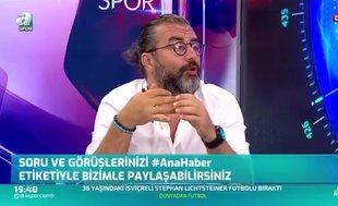 """Canlı yayında flaş sözler! """"O isim Fenerbahçe'de kalmalı"""""""