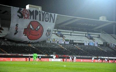 Beşiktaş - Gaziantepspor (Ziraat Türkiye Kupası yarı final mücadelesi)