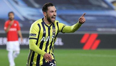 """Son dakika spor haberleri: Fenerbahçeli Sinan Gümüş'ten flaş sözler! """"Emre Belözoğlu yönetiminde uyanış yaşıyoruz"""""""