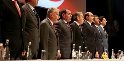 Dursun Özbek: 41 milyon lira faiz ödedik