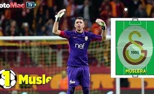 Galatasaray'ın Bursaspor karşısındaki ilk 11'i
