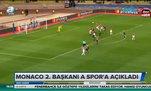 Monaco'dan Falcao açıklaması