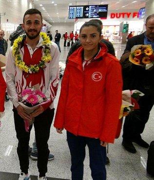 3 altın, 1 gümüş, 3 bronz... Kros Milli Takımı yurda döndü