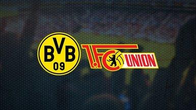 Dortmund Union Berlin maçı ne zaman? Saat kaçta ve hangi kanalda CANLI yayınlanacak? Muhtemel 11'ler...
