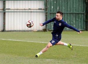 Fenerbahçe Ümraniyespor maçı hazırlıklarına başladı