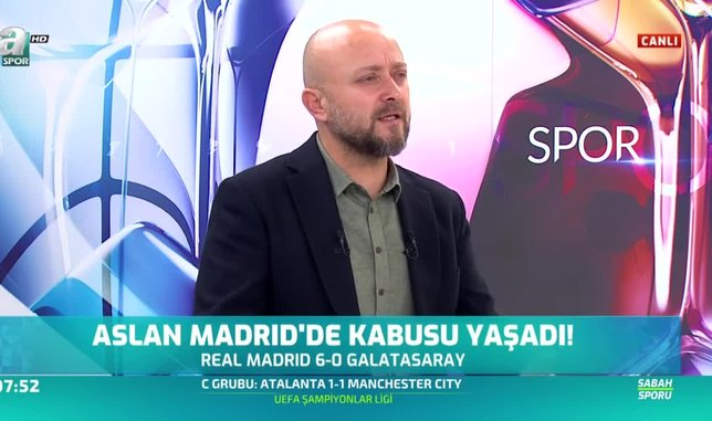 Mehmet Emin Uluç: Falcao Galatasaray'ın kimyasını bozdu