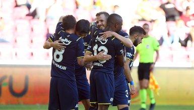 Hatayspor Fenerbahçe 1-2 (MAÇ SONUCU - ÖZET)