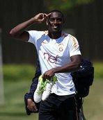 """Lionel Carole: """"Galatasaray forması için ter dökmek keyifli"""""""