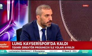 Silviu Lung Kayserispor'da devam edecek!
