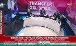Beşiktaş'ta flaş Gökhan Töre ve Tolga Zengin kararı