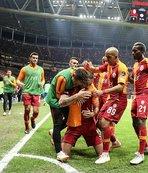 İşte Galatasaray'ın Bursaspor karşısındaki ilk 11'i