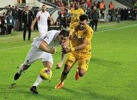 Gençlerbirliği - Malatyapspor maçından kareler!