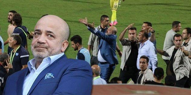 Adana Demirspor Başkanı Murat Sancak'a tarihi ceza!