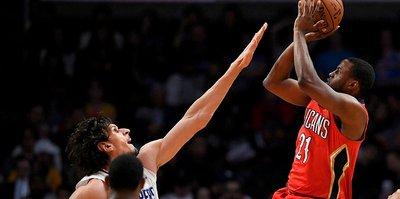 Pelicans, Spurs ve Thunder play-off'a kaldı