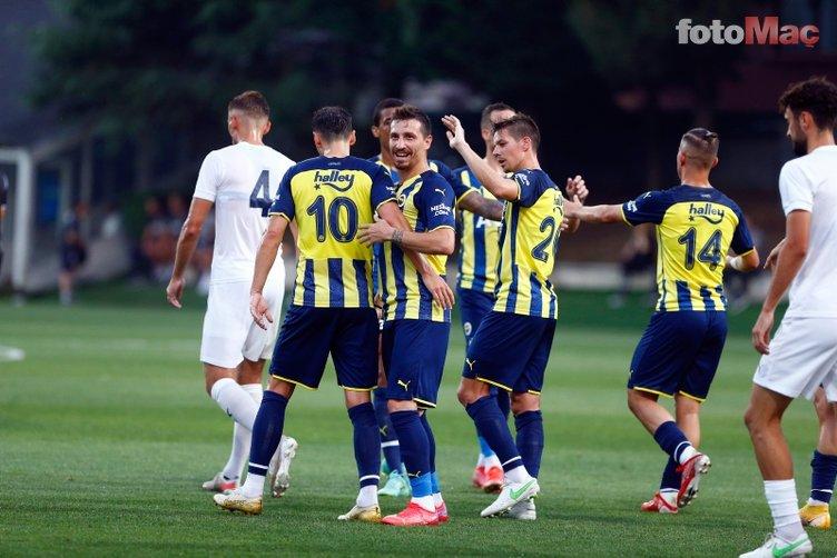 Fenerbahçe hazırlık maçı: Fenerbahçe - Gençlerbirliği maçı ne zaman, saat kaçta ve hangi kanalda canlı yayınlanacak? Şifresiz mi? | Fb haberleri