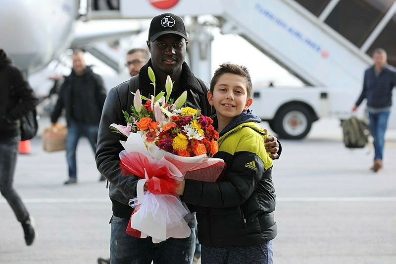 Yeni transfer Saivet Sivasa geldi