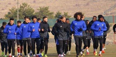 Yeni Malatyaspor hazırlıklarına başladı