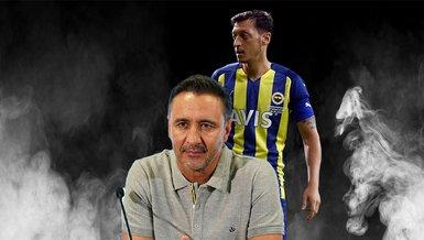 Son dakika spor haberi: Eintracht Frankfurt-Fenerbahçe maçı öncesi Vitor Pereira'dan Mesut Özil açıklaması!