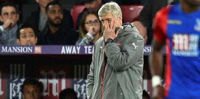 Wenger dile düştü