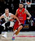 CSKA terledi: 85-82