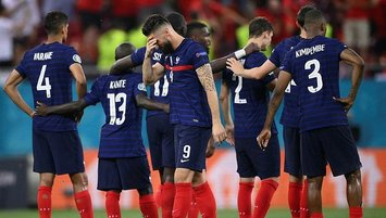 """Fransız basınından EURO 2020 yorumu! """"Fransa'nın batışı"""""""