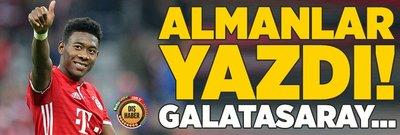 Almanlar yazdı! Galatasaray...