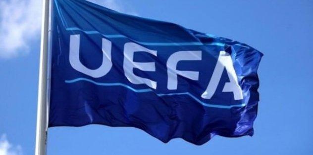 UEFA'dan futbolculara uyarı