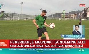 Fenerbahçe'ye Rizespor'dan transfer!