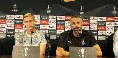 Gladbach cephesi Başakşehir maçı öncesi kendine güveniyor