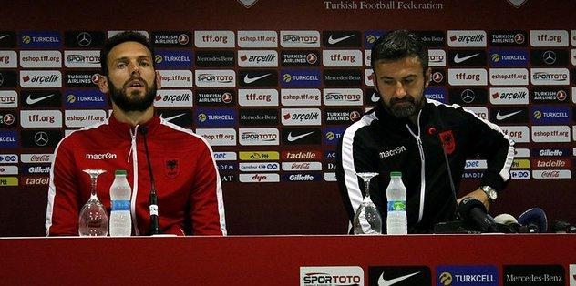 "Berisha: ""Türk futbolcudan korkum yok"""