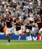 Aston Villa Premier Lig'de!