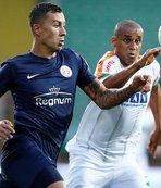 Antalya derbisinde 5 gol!