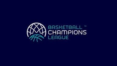 FIBA Basketbol Şampiyonlar Ligi'nde rakiplerimiz belli oldu!