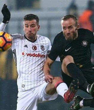 Beşiktaş ile Osmanlıspor 17. kez karşılaşacak