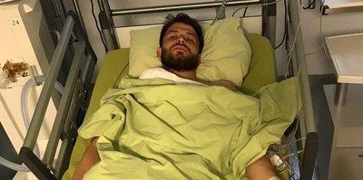 Mehmet Tülümen'e anjiyo yapıldı