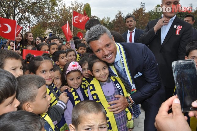 Başkan adaylığını açıkladı! Ali Koç'un karşısına çıkarım