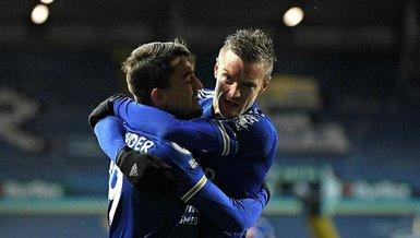 Cengiz Ünder asist yaptı Leicester farklı kazandı   Leeds United 1-4 Leicester City   MAÇ SONUCU