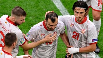 Son dakika spor haberi: Kuzey Makedonya - Hollanda maçındaGoran Pandev milli takıma veda etti! İşte o anlar... (EURO 2020 haberi)